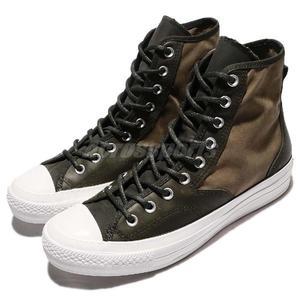 Converse Chuck Taylor All Star 70s Hiker 綠 米白 高筒 帆布鞋 復古 1970 男鞋【PUMP306】 157485C