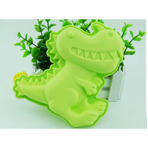 新品侏儸紀公園大恐龍蛋糕模具 食用級矽膠恐龍冰格 果凍模具 烤箱模具 香皂模具