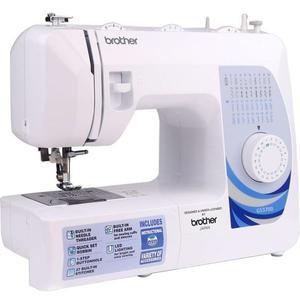 縫紉機GS3700兄弟牌家用電動多功能吃厚全自動帶鎖邊 【七月特惠】LX220V