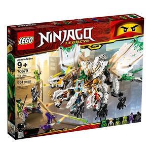 樂高積木LEGO NINJAGO忍者系列 70679 超級巨龍