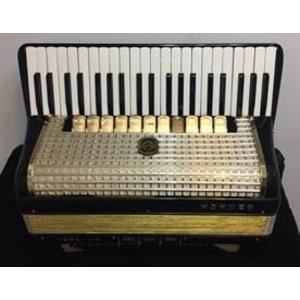 【金聲樂器】HOHNER VERDI VM 120 Bass 保證德國製 手風琴 附後背包 展示品