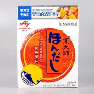 日本【烹大師】 鰹魚風味 450g (賞味期限:2020.8.21)