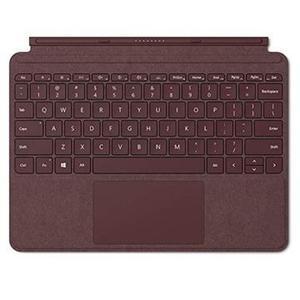 【Microsoft 微軟】Surface Go實體鍵盤保護蓋(酒紅)
