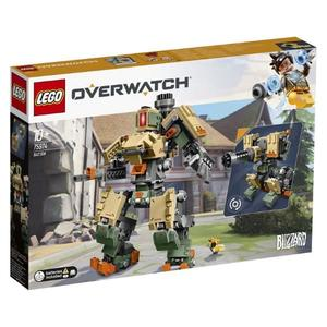 樂高LEGO Overwatch 鬥陣特攻 Bastion 壁壘機兵 75974 TOYeGO 玩具e哥