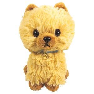 日本PUPS可愛玩偶 博美犬 仿真小狗 絨毛娃娃毛絨玩具狗聖誕節禮物狗雜貨生日禮物紀念日兒童送禮