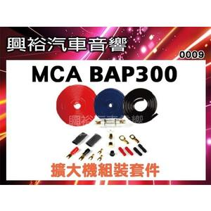 【Monster】300W擴大機組裝套件 BAP300