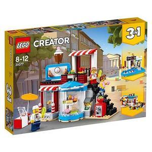 樂高積木 LEGO《 LT31077 》2018 年 Creator 創意大師 - 甜點驚喜屋╭★ JOYBUS玩具百貨
