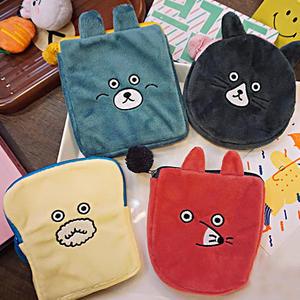 【創意小物】韓國 超可愛卡通造型零錢包 收納包 四款任選 現貨