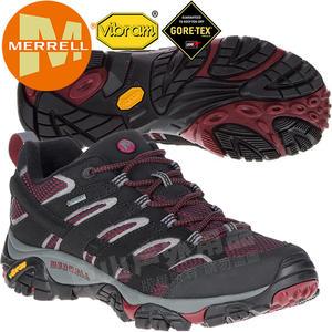Merrell 49005 Moab 2 Gore-Tex 男多功能防水登山健行鞋 GTX耐走登山鞋/戶外郊山鞋/健走慢跑鞋