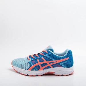 Asics  GEL-CONTEND 4 GS 兒童慢跑鞋-淺藍 C707N-1406