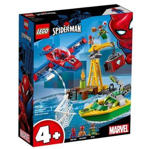樂高LEGO SUPER HEROS 蜘蛛人 八爪博士 鑽石搶劫 76134 TOYeGO 玩具e哥