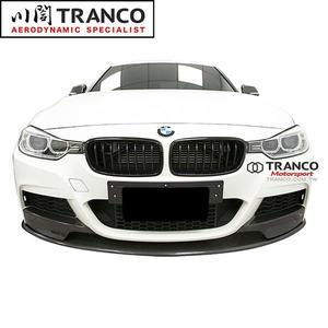 BMW F30 F31 P款 碳纖維前下巴 M TECH SPORT 保桿 現貨供應 TRANCO 川閣