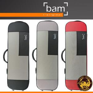 【小麥老師樂器館】小提琴盒 帆布 提琴盒 四方盒 BAM 5001S 小提琴 4/4