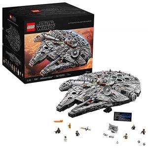 LEGO 樂高 Star Wars Ultimate Millennium Falcon 75192 Building Kit (7541 Pieces)