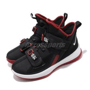Nike 籃球鞋 LeBron Soldier XIII SFG EP 黑 紅 男鞋 運動鞋 士兵 13代 【PUMP306】 AR4228-003