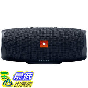 [8美國直購] 音箱 JBL Charge 4 Portable Waterproof Wireless Bluetooth Speaker - Black