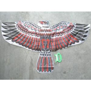 老鷹風箏.老鷹造型風箏.立體摺疊式風箏(竹架.布面)一組[#80]