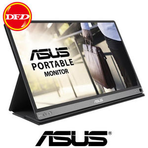 ASUS 華碩 ZenScreen MB16AC 可攜式顯示器 15.6 吋 Full HD 混合式傳輸 不閃屏 超低藍光 公司貨