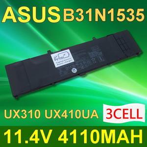 ASUS B31N1535 3芯 日系電芯 電池 Zenbook UX310 UX310UA UX310UQ UX410UA UX410UQ 0B200-02020000 0B20002020000 3ICP7/60/80