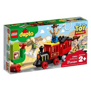 LEGO 樂高 Duplo 得寶系列 10894 玩具總動員火車 【鯊玩具Toy Shark】