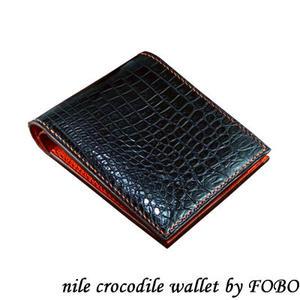 皮包 皮夾 男用短夾 尼羅鱷魚皮包 財布 銀包 錢包 手工皮包 訂製皮包 愛馬仕工藝