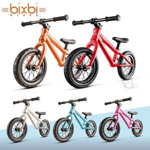 熱賣商品請先詢問顏色【A Shop】Bixbi Bike 競速級滑步車 平衡車 限量色(lava 紅,銀)