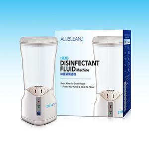 Allclean歐克靈 次氯酸電解消毒水製造機(原廠指定)