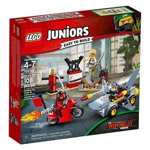 樂高積木LEGO《 LT10739 》Junior 初學級系列 - 鯊魚襲擊 ╭★ JOYBUS玩具百貨