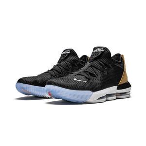 Nike LeBron 16代 詹姆斯男士低幫籃球鞋 CI3358-800