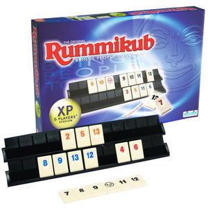 正版 拉密Rummikub XP 6 Player (6人標準版)←遊戲 桌遊 派對 聚會 麻將
