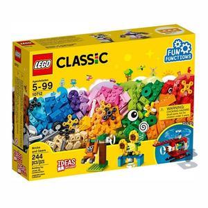 【LEGO 樂高積木】Classic 經典基本顆粒系列-粒與齒輪 Bricks and Gears LT-10712
