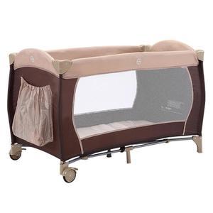 嬰兒床歐式便攜式嬰兒床多功能可摺疊游戲床新生兒摺疊床旅行床BB寶寶床 小明同學NMS