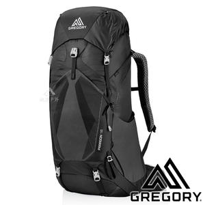 【美國 GREGORY】PARAGON登山背包 48L-M/L『2917 玄武黑』G126843 登山|露營|戶外|後背包