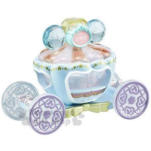 〔小禮堂〕迪士尼 小飛象 TOMICA小汽車水晶南瓜馬車《藍》珠寶車.公仔.玩具.模型 4904810-59559