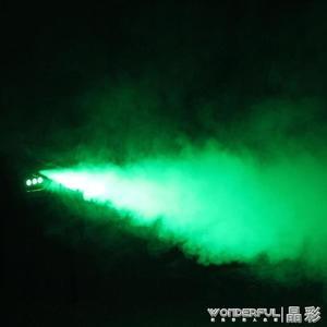 舞台燈 400W遙控舞台煙霧機LED變色煙霧發生器彩色噴煙機舞台燈光 限時搶購