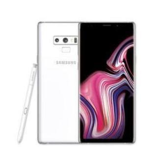 三星 Note9 / Samsung Note 9 N960 4G LTE 6.3吋 雙卡雙待 /  贈鋼化玻璃貼 / 一次刷清【白】