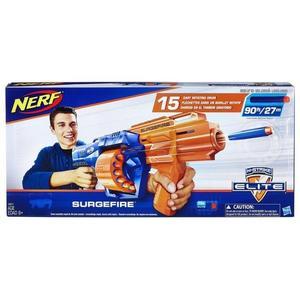【 NERF 孩之寶 】菁英系列 火浪衝鋒←衝鋒槍 樂活 射擊 對戰 玩具槍 射擊對戰 生存遊戲