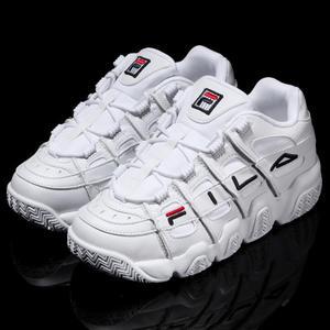 FILA BARRICADE XT 97 中性復古籃球鞋-白