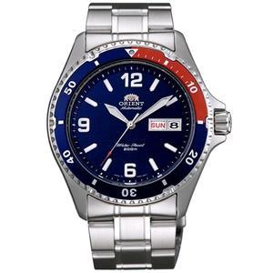 【分期0利率】 ORIENT 東方錶 藍水鬼 200M 鋼帶 自動上鏈機械錶 全新原廠公司貨 FAA02009D