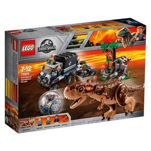 樂高LEGO 侏羅紀 侏羅紀世界 食肉牛龍的追逐 球型觀測車逃亡 75929 TOYeGO 玩具e哥