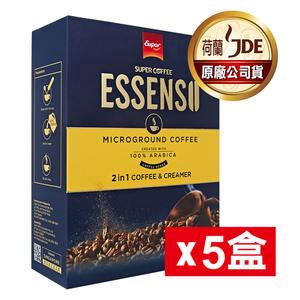 【東勝】ESSENSO微磨咖啡 2合1 五盒裝 (台灣總代理)