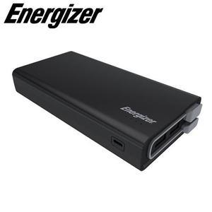 Energizer勁量 行動電源 20000mAh黑