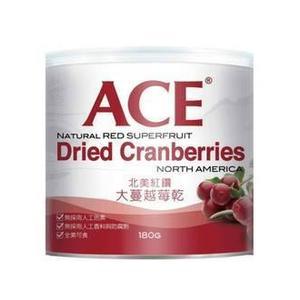 【博能生機】【ACE】大蔓越莓乾 180g