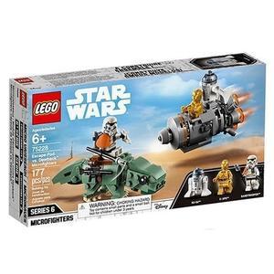 樂高積木 LEGO 75228 STAR WARS 星際大戰 逃生艙對決濕背獸 COCOS LG042