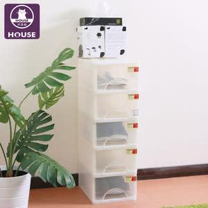 【HOUSE】全家鞋盒五層