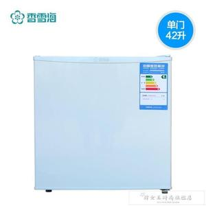 香雪海BD42小冰箱迷你家用單門全冷凍電冰箱小冰柜冷凍igo『韓女王』