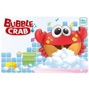 螃蟹沐浴泡泡機