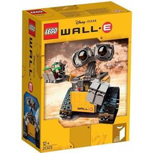 樂高積木 21303 創意系列 迪士尼 瓦力 改良版 ( LEGO IDEAS Wall(E )