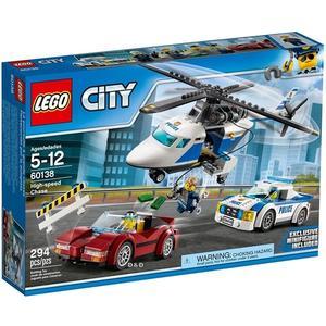 樂高積木LEGO《 LT60138 》2017年City 城市系列 - 高速追捕╭★ JOYBUS玩具百貨