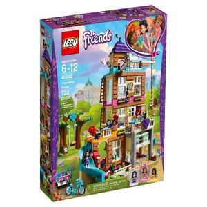 【LEGO 樂高積木】Friends 姊妹淘系列-友誼之家 LT-41340